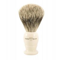 Edwin Jagger Ivory Shaving Brush (Best Badger)
