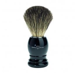 Edwin Jagger 81P26 Imitation Ebony shaving brush (Pure Badger)