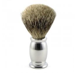 Edwin Jagger Bulbous Lined Shaving Brush (Best Badger)