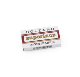 Bolzano Superinox DE Razor Blades