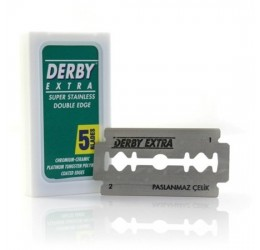 Derby DE Razor Blades
