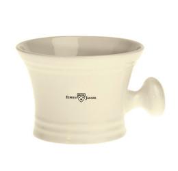 Edwin Jagger Porcelain Ivory Shaving Bowl (Handle)