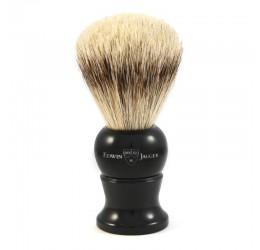 Edwin Jagger English Imitation Ebony Super Badger Shaving Brush