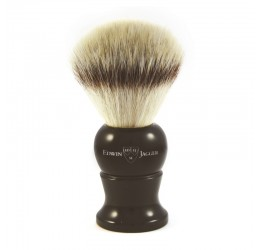 Edwin Jagger Imitation Ebony Synthetic Fill Shaving Brush