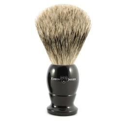 Edwin Jagger Black Shaving Brush (Best Badger)