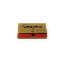 Gillette Perma-Sharp Super DE Razor Blades