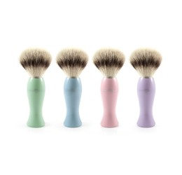 Edwin Jagger Lady's Shaving Brush (Synthetic Silver Tip)