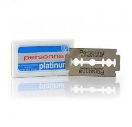 Personna Platinum DE Razor Blades