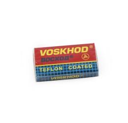 Voskhod Teflon Coated DE Razor Blades