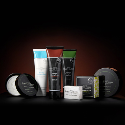 Shaving soaps and creams